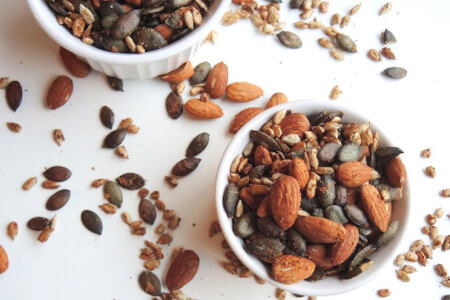 Guest Post: Savory Trail Mix