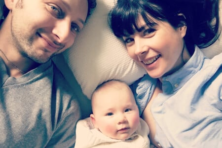 Joyous Baby: Vienna's Sixth Month!