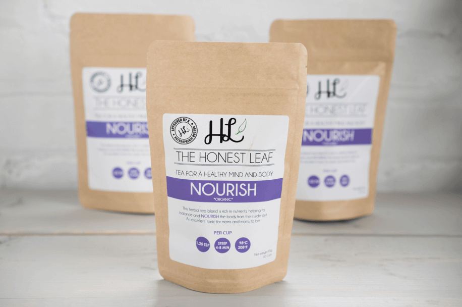Organic Honest Leaf NOURISH Tea thumbnail