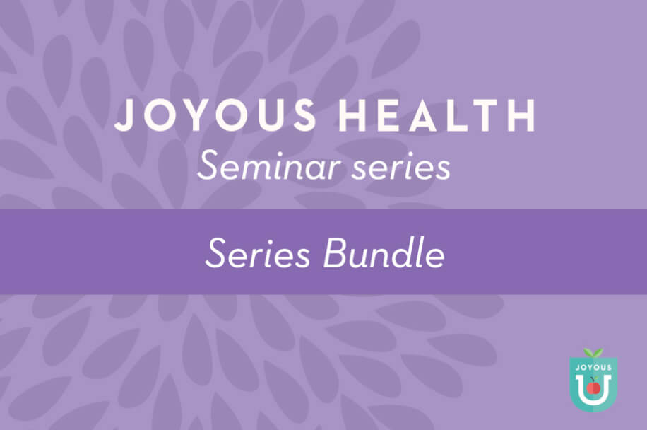 Joyous Seminar:Series Bundle thumbnail