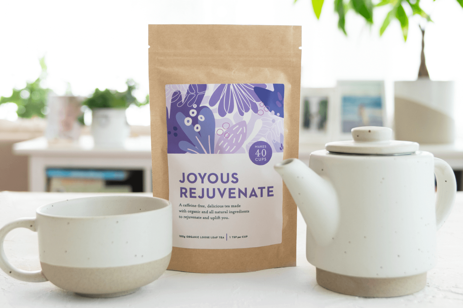 Joyous Rejuvenate Tea thumbnail
