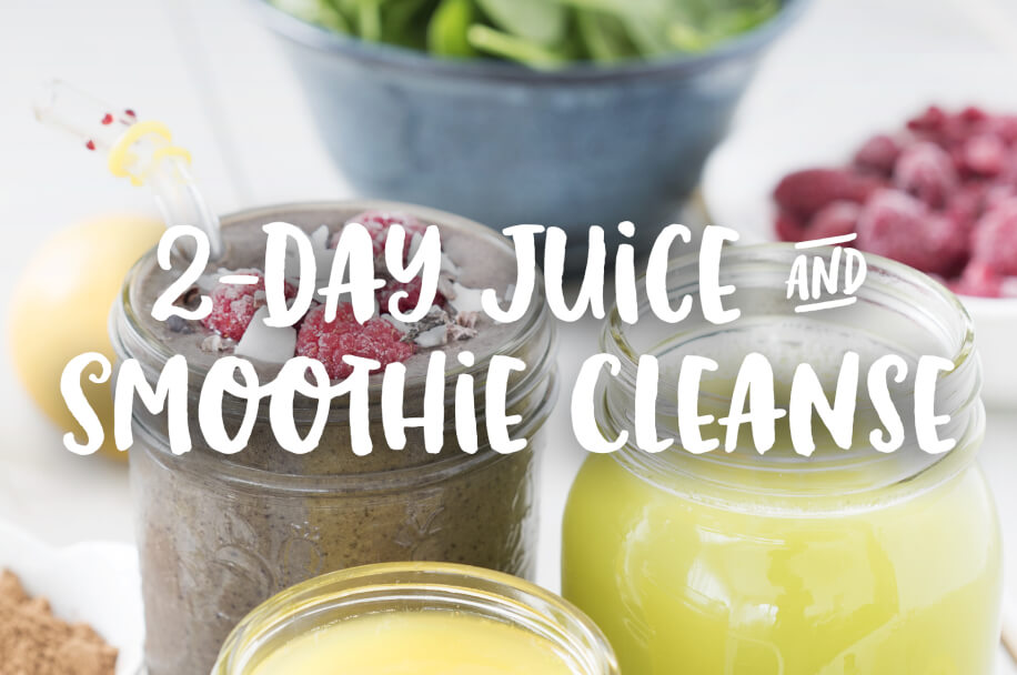 2 Day Juice & Smoothie Cleanse thumbnail