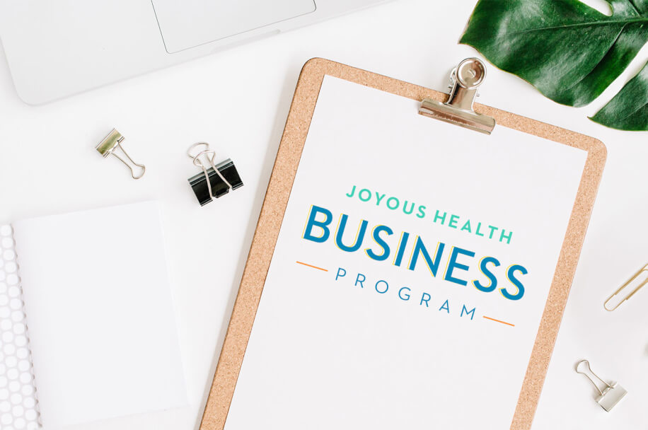 Joyous Health Business Program thumbnail