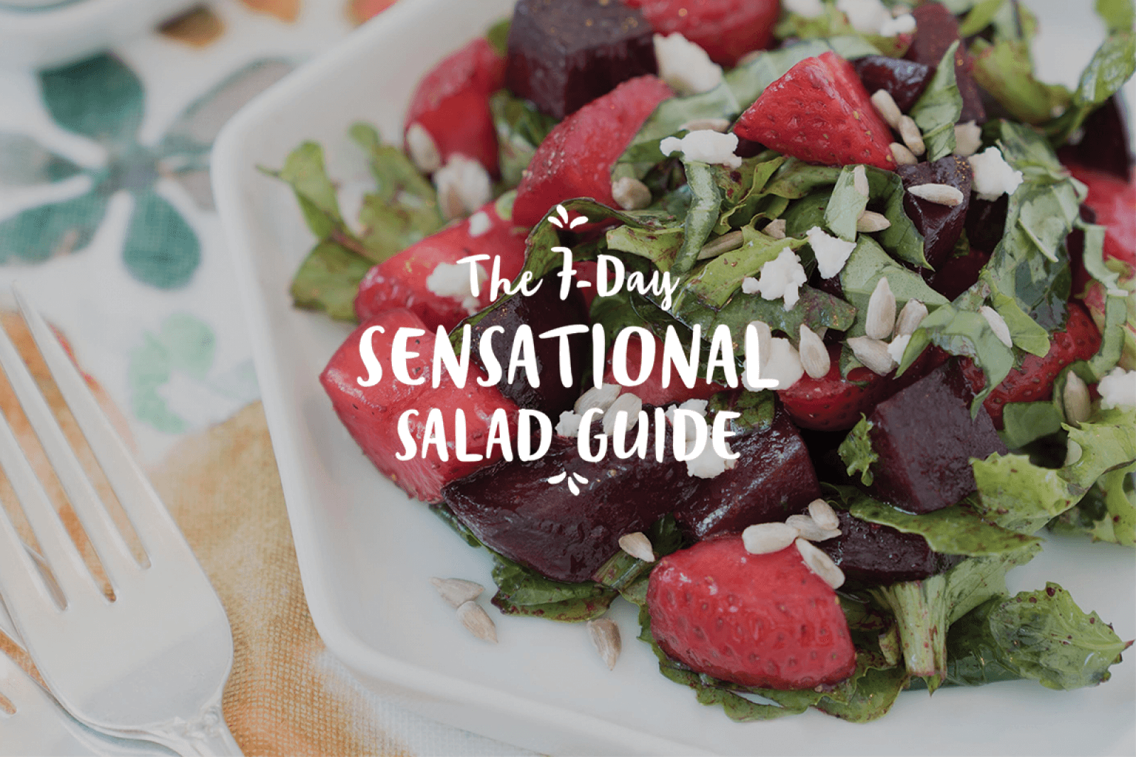 Sensational Salad Guide thumbnail