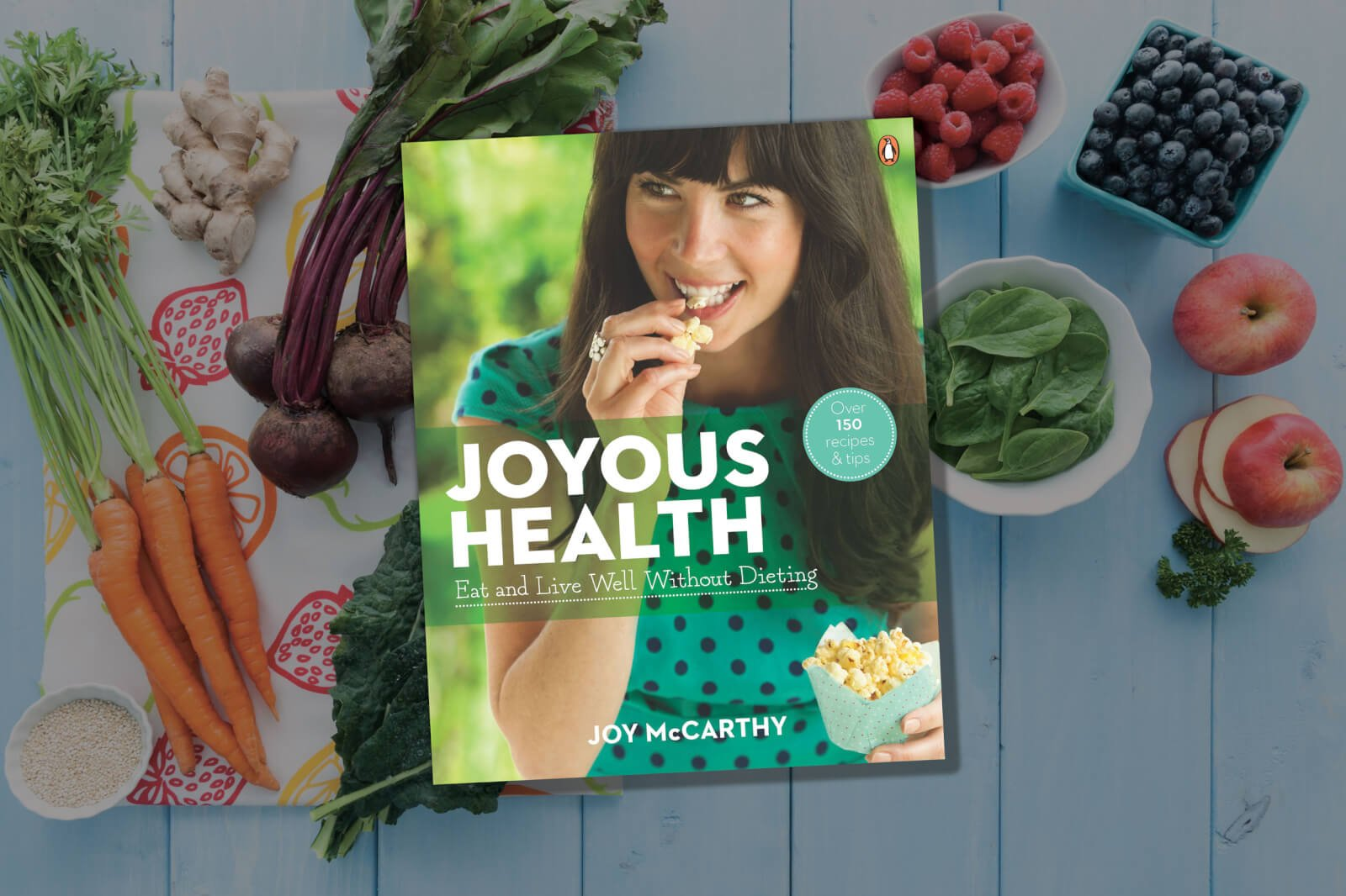 Joyous Health: Eat And Live Well Without Dieting thumbnail