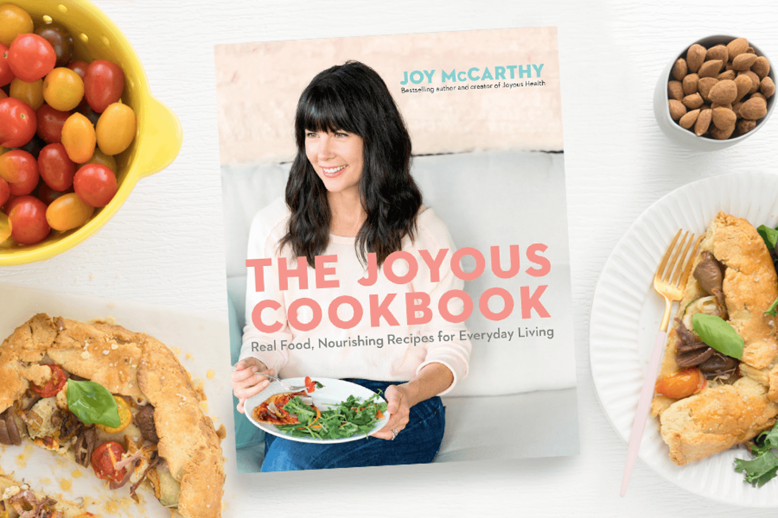 The Joyous Cookbook: Real Food, Nourishing Recipes for Everyday Living thumbnail
