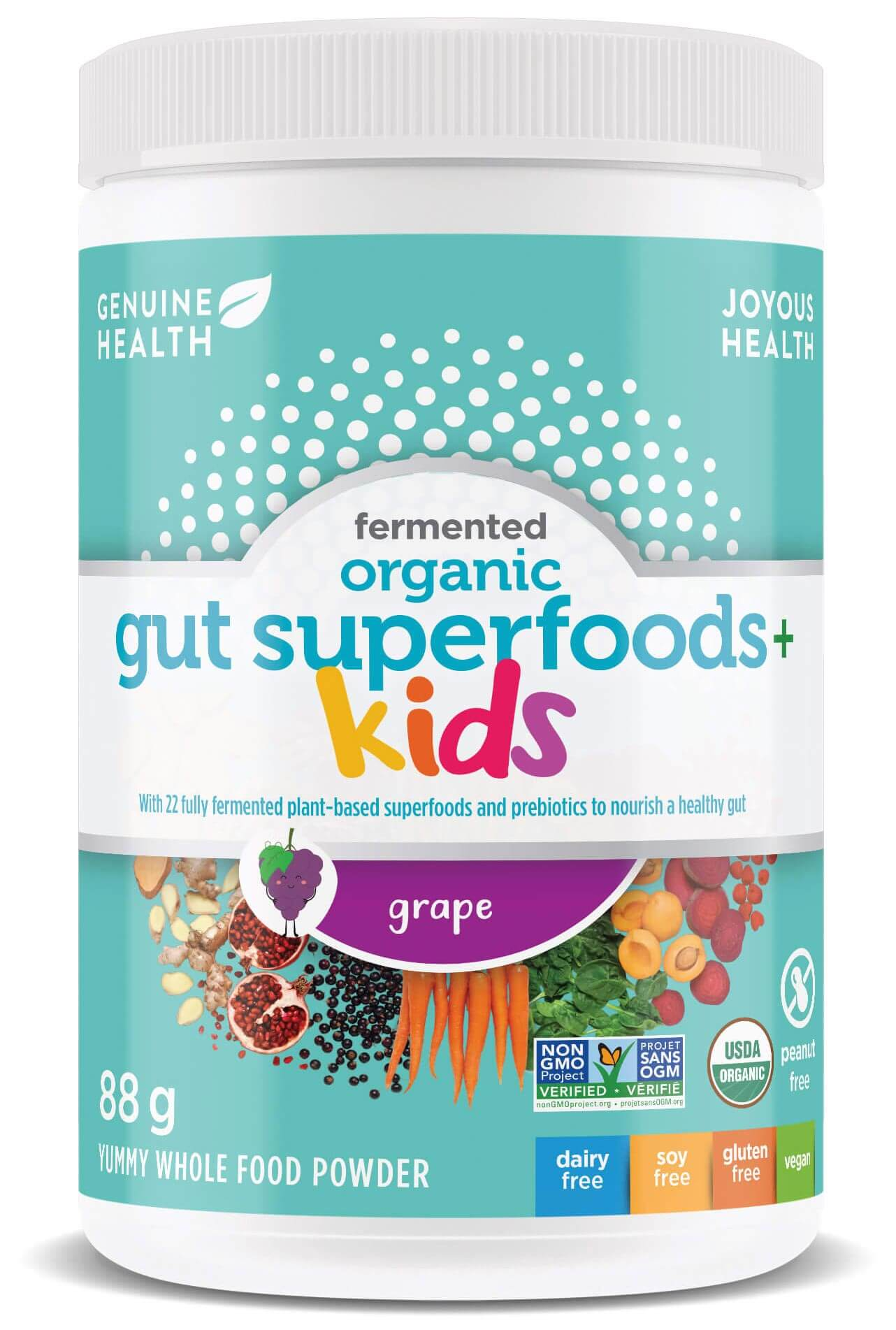 Joyous Health Genuine Health Kids Superfood Powder