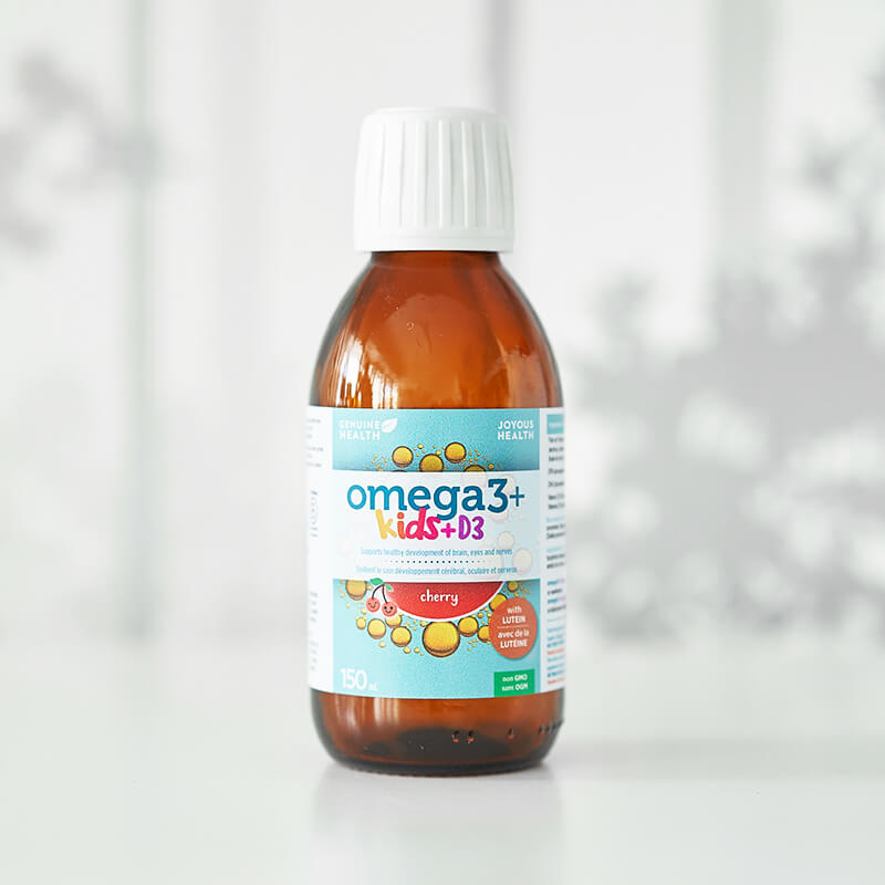 Joyous Health Genuine Healthy Kids Omega3+ Kids +D3