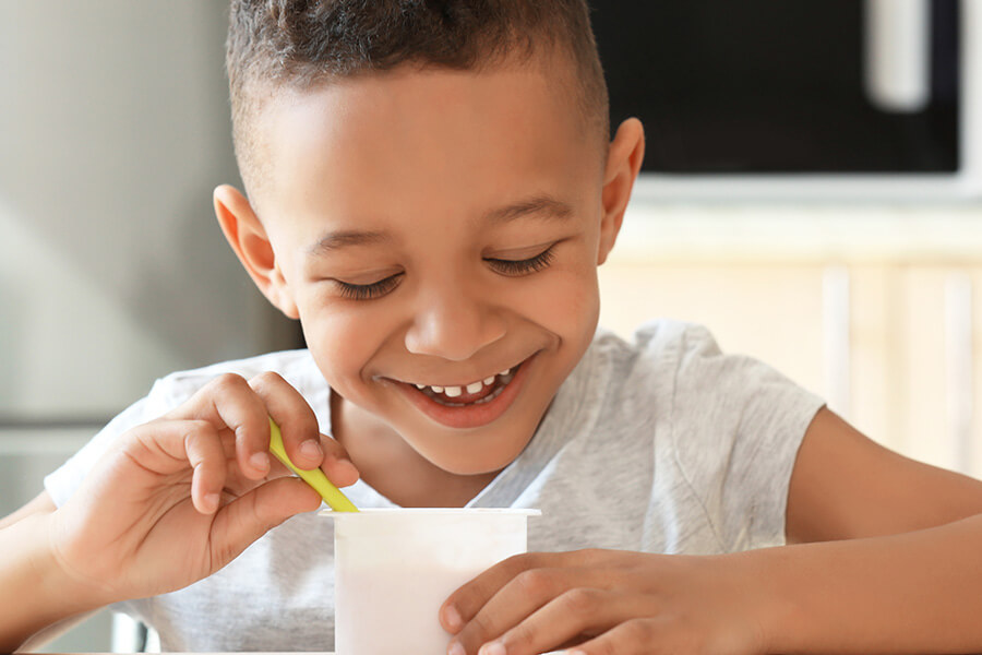 The Connection Between Allergies & Probiotics in Children