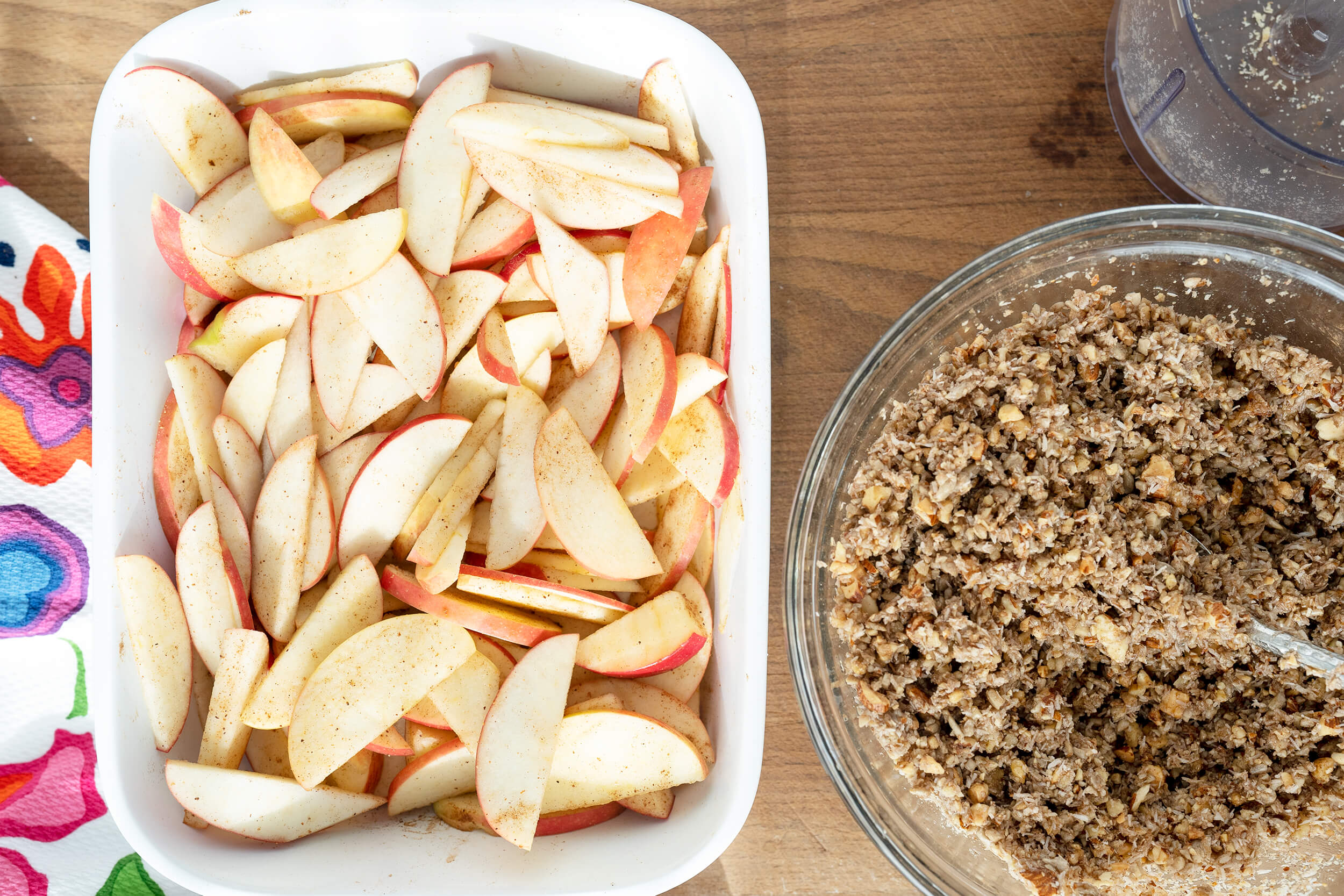 apple crisp, paleo