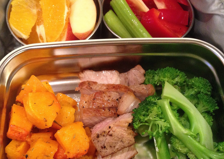 Seven Healthy Lunchbox Ideas
