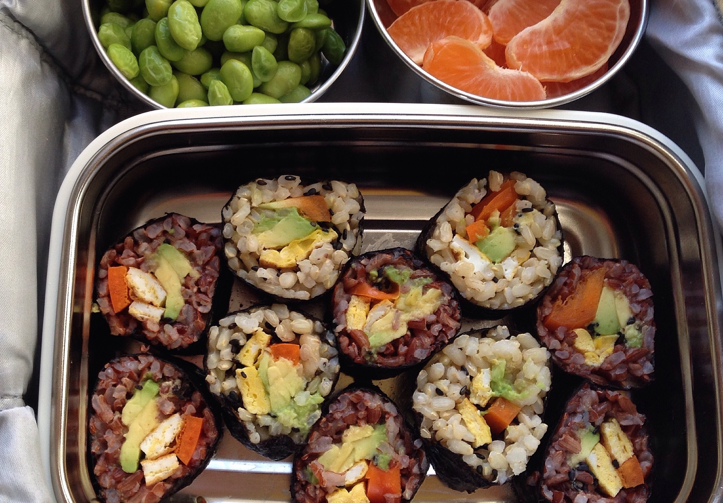 Seven Healthy Lunchbox Ideas O Joyous Health